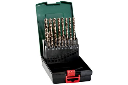 Metabo HSS-CO borencassette 627121000
