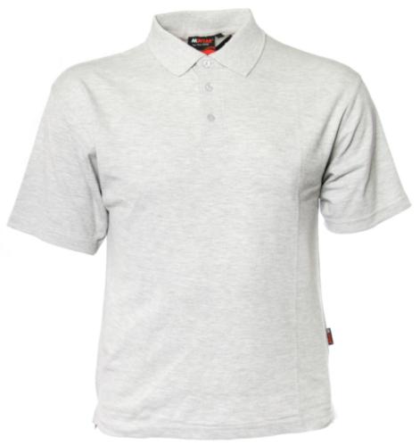 M-Wear Polo shirt 6120 Grey 5XL