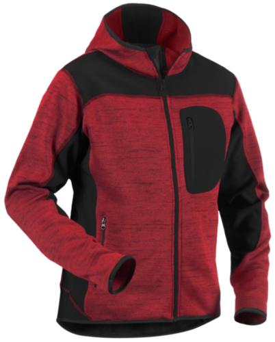 Blaklader Jacket SOFTSHELL 4930 Red/Black XXL