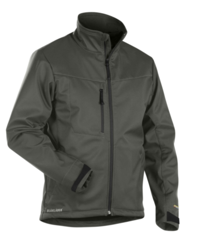 Blaklader Softshell jacket SOFTSHELL 4951 Green S
