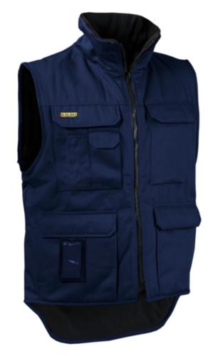 Blaklader Body warmer 3801 Navy blue 3XL