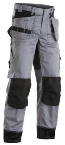 Blaklader Worktrouser P/K 1503 Grey/Black 58