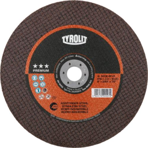 Tyrolit Cutting wheel 282150 125X0,75X22,2