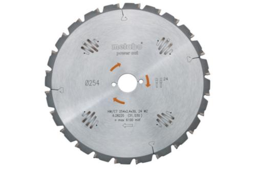 Metabo Pilový kotouč HW/CT230X30 18FSZ/FA