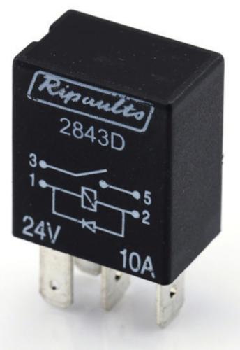 RIPC-10PC-2843D MICRO RELAY O 24V 10A