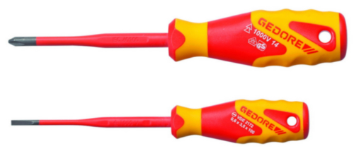 Gedore Screwdriver sets 2-PC.