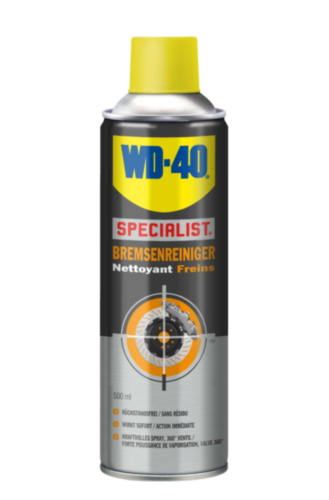 WD-40 Specialist® Brakes & parts cleaner Classic 500ML