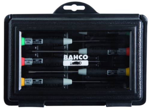 Bahco Screwdriver sets 706-4