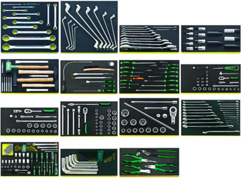 Stahlwille Juego de herramientas 3022N/1TCS 3022N/1TCS 306DLG