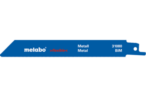Metabo Sabre pilový list BIM 150X0,9MM