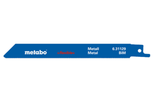 Metabo  Decoupeer & reciprozaagbladen