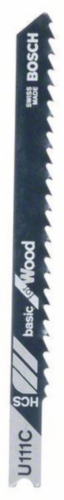Bosch Jigsaw blade U111C A3PC