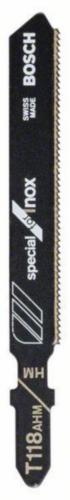 Bosch Jigsaw blade T118AHM A3PC