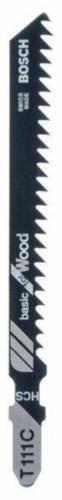 Bosch Jigsaw blade T111C A25PC