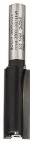 Bosch Frezy walcowo-czołowe VINGER HM 12X32/8MM