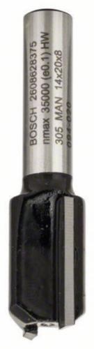 Bosch Frezy walcowo-czołowe VINGER HM 14X20/8MM
