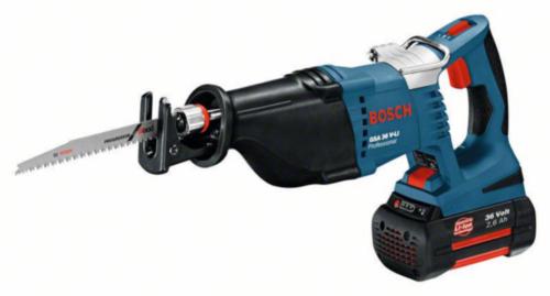 Bosch Cordless Sabre saw GSA36V-LI(2ACCU2,6)