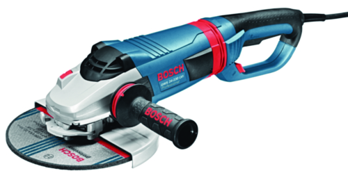 Bosch Angle grinder GWS24-230 LVI SDS +C