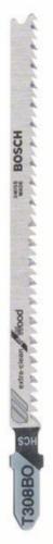 Bosch Jigsaw blade T 308 BO 3PC