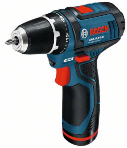 Bosch Cordless Drill driver GSR 10,8-2-LI SOLO
