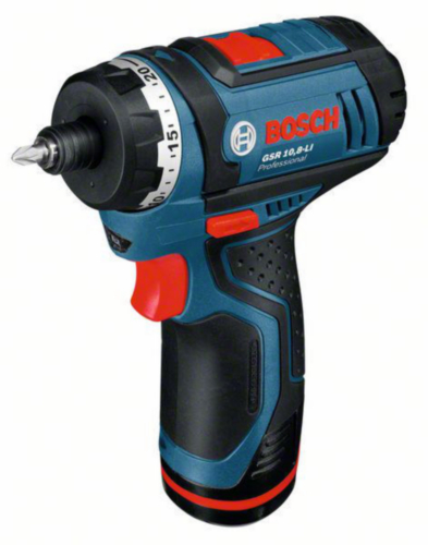 Bosch Cordless Drill driver GSR 10,8-LI SOLO Without accu and charger