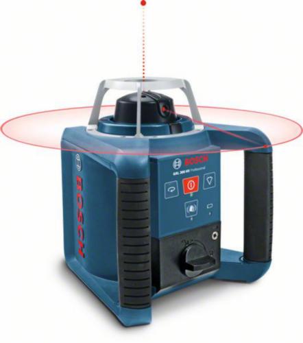 BOSC ROTATION LASER GRL 300 HV SET IP54