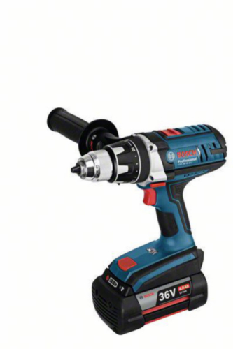 Bosch Cordless Drill driver GSR36VE-2-LI+3640CV