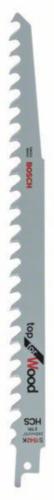 Bosch Brzeszczoty do pilarek szablowych S 1542 K