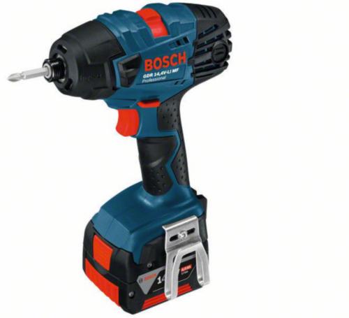 Bosch Cordless Impact wrench GDR14,4V-LI 2X4,0