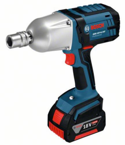 Bosch Accu Slagmoersleutel GDS18V-LI 2X4,0