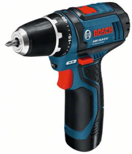 Bosch Aku Vrtačka GSR 10,8-2-LI 2X2,0
