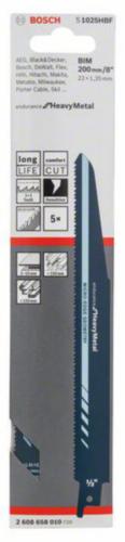 Bosch Sabre pilový list S 1025 HBF
