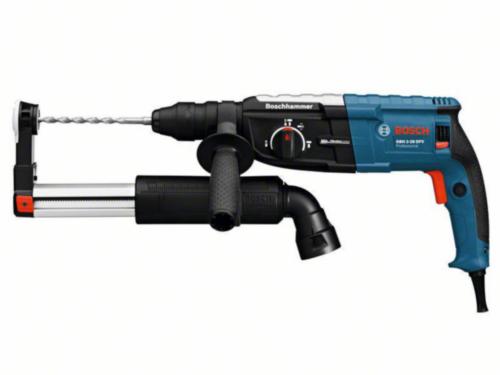 Bosch Rotary hammer GBH2-28DFV+GDE16+