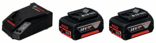 Bosch Starter set 2X4AH+AL1860CV