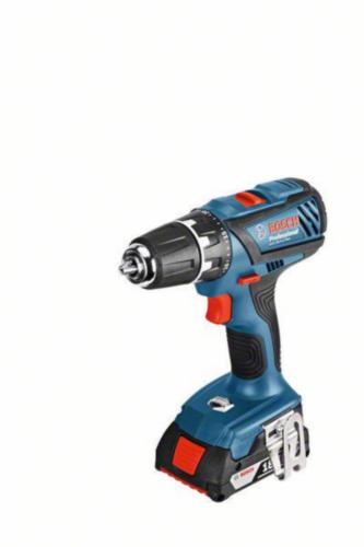 Bosch  Cordless  Drill driver  GSR 18-2-LI PLUS