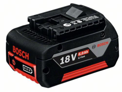 Bosch Paquete de baterías GBA 18V 6,0AH M-C