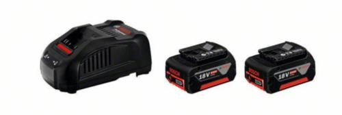 Bosch Starter set 2XGBA18V6AHH-C