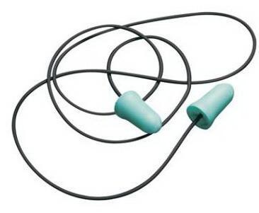 MSA Earplugs Green S/M