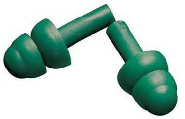 MSA Earplugs Green 10087449