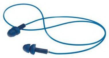 MSA Earplugs Blue 10087451