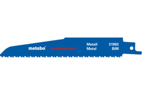 Metabo Sabre pilový list BIM 150X1,6MM