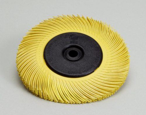 3M Radial bristle brush 152X12,7X25,4MM