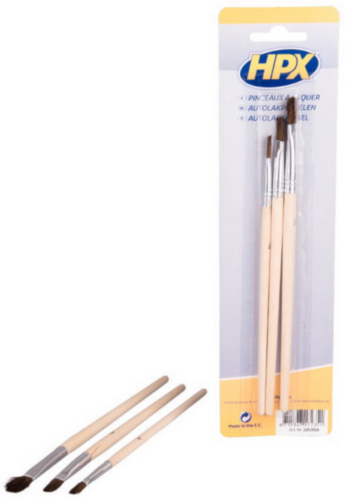 HPX Paint brush set 335958