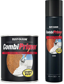 Rust-Oleum 3380 Anti-corrosion primer 250 Grey