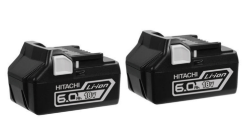 Hikoki (Hitachi) Batérie 18V/6AH X2 BSL1860