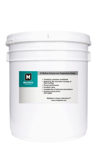 Molykote Graisse 33 Medium 5 l