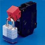 Brady Circuit breaker lockout 277 V 6PC