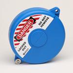 Brady Standard gate valve GVLO 2.5-5 BLUE