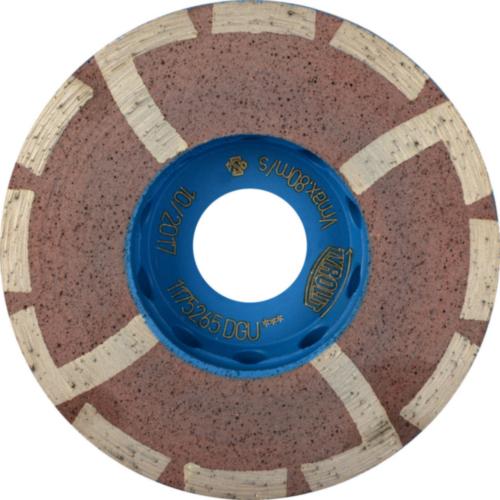 Tyrolit Diamond cup disc 125X18X22,2