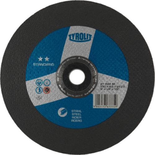 Tyrolit Disque de meulage 367775 230X6,0X22,2